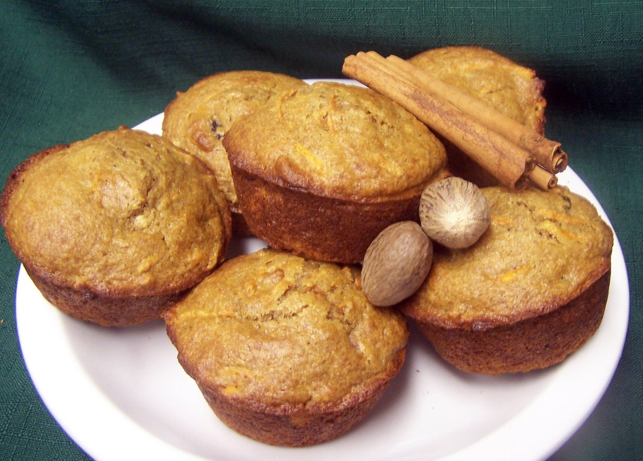 Cha-ching! Carrot Spice Muffins Recipe
