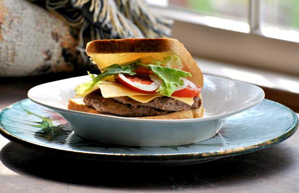 Juicy Hamburgers Recipe