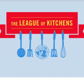 Meet the League of Kitchens