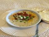 Stuart Anderson's Black Angus Baked Potato Soup