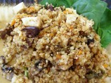 Five (Or More!) Ingredient Garlic Quinoa