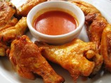 Unbelievable Baked Buffalo Wings