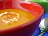 Wonderful Curried Sweet Potato Soup