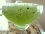 Frozen Minted Lemonade