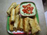 TSR Version of Chili's Southwestern Egg Rolls by Todd Wilbur