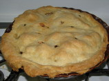 All Butter Pie Crust  (Pastry)