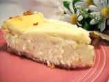 Lemon Cheesecake With Shortbread Cookie Crust