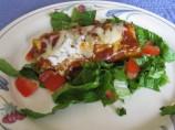 Chicken and Green Chili Enchiladas
