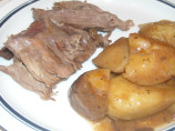 Crock Pot All Day Roast