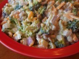 Aunt Bobbie's Broccoli Salad