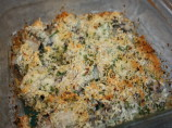 Baked Oysters With Bread Crumbs and Garlic (Ostriche All' Italia