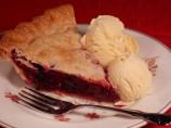 Anjou Bakery's (Marion)berry Pie