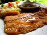 TSR Version of Applebee's Honey Grilled Salmon by Todd Wilbur