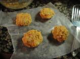 Sweet Potato Burgers Avocado Salsa and Garlic Spread #RSC