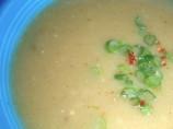 Potato and Leek Soup (Creamy but No Cream!)