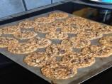 High Altitude Oatmeal Raisin Cookies