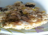 Sweet and Savory Quinoa Salad