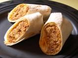 Chorizo and Egg Burritos