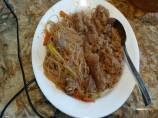 Pork and Vegetable Lo Mein (Easy and Delicious)