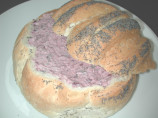 "The ""ultimate"" Black Olive Dip in a Bread Bowl"