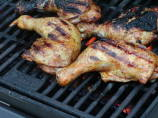 Chicken Legs Grilled