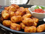 Crunchy Tater Tots from Scratch