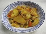 Balti Potatoes