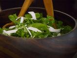 Arugula and Ricotta Salata Salad With Dijon Vinaigrette