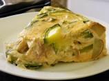 Baked Spanish - Style Tortilla