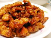 Mean Guy's General Tso's Chicken