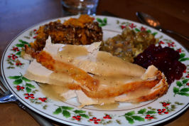 Moist and Tender Turkey Breast. Photo by Marg (CaymanDesigns)