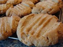 Peanut Butter Cookies. Photo by Lieutenant Ducky