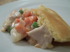 Delicious Chicken Pot Pie. Photo by Susang