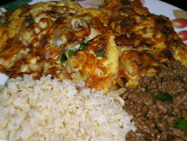 Judy's Egg Foo Yong. Photo by dojemi