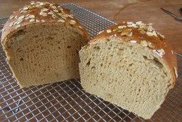 Multigrain Yeast Bread. Photo by Ms*Bindy
