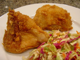 Southern Fried Chicken (Look out KFC!) (Paula Deen). Photo by Sharlene~W