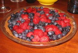 Summer Berry Pie. Photo by Chef #1194914