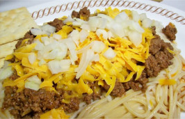 Skylike Chili - Skyline Chili Copycat. Photo by Chef shapeweaver �