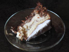 Cheesecake Factory Carrot Cake Cheesecake. Photo by Sunshynetoo