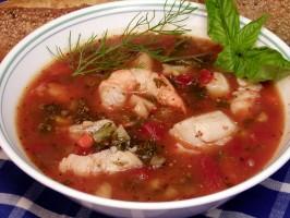 Zuppa Di Pesce, Cioppino, or Fish Stew. Photo by Rita~