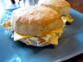 Make Ahead Breakfast Sandwiches. Photo by loof