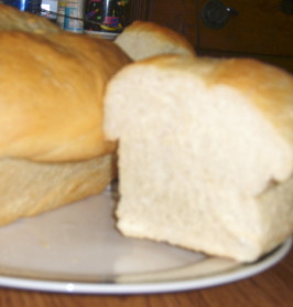 My Mom's Homemade Bread & Bun Recipe (No Bread Maker). Photo by Chabear01