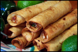Chicken Lime Taquitos. Photo by NcMysteryShopper