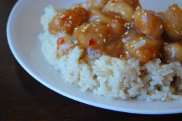 Flawless Sesame Chicken (Restaurant Style). Photo by run for your life