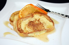 Orange Cream French Toast. Photo by **Tinkerbell**