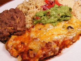 Cheese Enchiladas in Yummy Red Sauce. Photo by Lavender Lynn