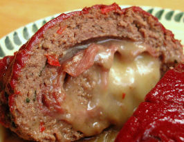 Not Your Mama's Meatloaf - Low Carb & Beefed Up. Photo by GaylaJ