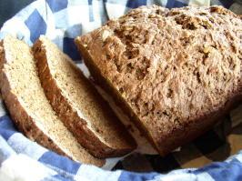 Russian Black Bread (Bread Machine). Photo by Bayhill