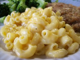 Mama's Best  Macaroni and Cheese. Photo by Chef shapeweaver �