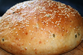 Kittencal's Jalapeño Cheddar Cheese Bread. Photo by ~Nimz~